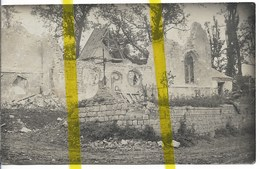 62 PAS DE CALAIS REMY Canton BREBIERES   CARTE PHOTO ALLEMANDE MILITARIA 1914/1918 WK1 WW1 - France