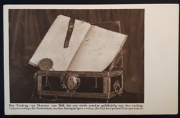 Vredes- En Volkenbondstentoonstelling Het Verdrag Van Münster Van 1648, Ongebruikt - Netherlands