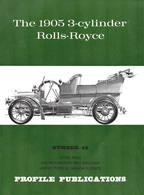 Automobilismo - Publications Car Profile 049 - Rolls Royce 3 Cylinder 1905 - DOWNLOAD - Italia