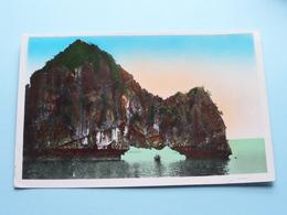 Baie D'ALONG - QUANG YEN - L'Arche ( 28 P-C ) Anno 195? ( Zie Foto Details ) ! - Viêt-Nam