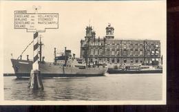 Amsterdam - Hollandse Stoomboot Mij - 1935 - Amsterdam