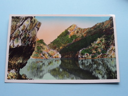 BAIE D'ALONG - Lac Intérieur ( 37 P-C ) Anno 195? ( Zie Foto Details ) ! - Viêt-Nam
