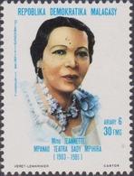 Madagascar 1982 Teatra Sady Mpihira MNH - Altri
