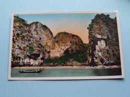 TONKIN - BAIE D'ALONG - Ile De La Cat-Ba INDOCHINE ( 38 P-C ) Anno 195? ( Zie Foto Details ) ! - Viêt-Nam