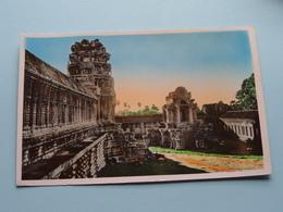 CAMBODGE - Angkor-Vat ( 130 P-C ) Anno 195? ( Zie Foto Details ) ! - Cambodge