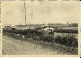 Turnhout -- Kempischt Kanaal - Le Canal De La Campine.     (2 Scans) - Turnhout