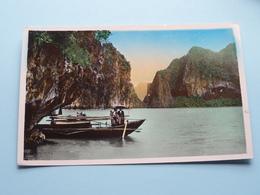 BAIE D'ALONG - NORD VIETNAM ( 364 P-C ) Anno 195? ( Zie Foto Details ) ! - Viêt-Nam