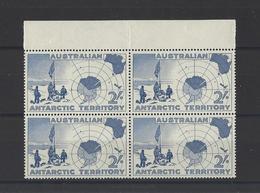 AUSTRALIE ANTARCTIQUE.  YT  N° 1  Neuf **  1957 - Australisch Antarctisch Territorium (AAT)