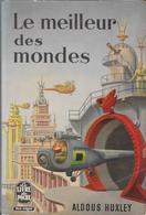 Le Meilleur Des Mondes-Aldous HUXLEY- Livre De Poche 1965--BE/TBE - Livre De Poche