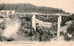 (109)  CPA  Pont De Vallorbe   (bon état) - VD Vaud