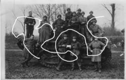 Armée Française BCC RCC Char Blindé - Krieg, Militär