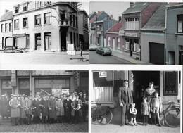 HERENTALS : GEEN POSTKAART MAAR 20 Fotos Van Cafe- Reproduktie-foto Op Fotopapier-GEGEVENS OP ACHTERZIJDE !!!!!!!!!!! - Herentals