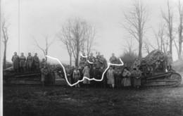 Armée Française BCC RCC Char Blindé (2) - Guerra, Militari
