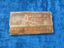 Lames De Rasoir De Sureté - Lames De Rasoir
