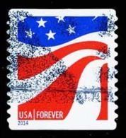 Etats-Unis / United States (Scott No.4894 - Drapeaux / Flags) (o) - Used Stamps