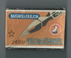 PLUMES Velleda Cémentée -Baignol Et Farjon - 2 436 F - Federn