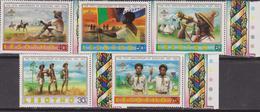 Lesotho - 1982, BOY SCOUT MNH 474/8 - Nuovi