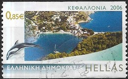 GREECE 2006 Tourism. Greek Islands - 85c - Cephalonia FU - Gebraucht