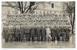 Photo Format CPA 08 Ardennes Sedan 12e 12éme 12 ème Régiment Militaire De Chasseurs à Cheval 1937 Militaires Caserne - Sedan