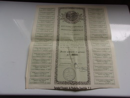 Sociedad Espanola De Productos Forestales (1919) Manresa ESPAGNE - Shareholdings