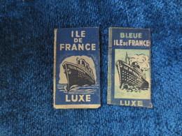 Lames De Rasoir De Sureté Ile De France Luxe - Lames De Rasoir