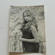 BRIGITTE BARDOT - Photo Filmpress Zurich Archiv - Fotos