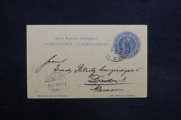 ARGENTINE - Entier Postal De Buenos Aires Pour L 'Allemagne En 1906 - L 31504 - Ganzsachen