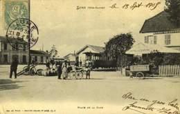 70 -  Lure, Place De La Gare / A 456 - Lure