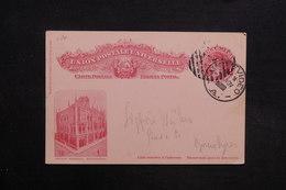 URUGUAY - Entier Postal De Montevideo - L 31505 - Uruguay
