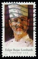 Etats-Unis / United States (Scott No.4923 - Celebrity Chefs) (o) - Gebruikt