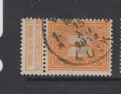 COB 108 Oblitération Centrale LIEGE 1A - 1912 Pellens
