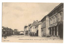 55 MEUSE - FRENES EN WOEVRE Rue Du Longeau (voir Descriptif) - France