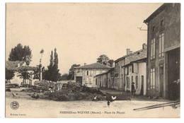 55 MEUSE - FRENES EN WOEVRE Place Du Pâquis (voir Descriptif) - France