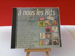 Les Hits 18 Titres 1990 - (Titres Sur Photos) - CD - Compilations