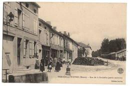 55 MEUSE - FRENES EN WOEVRE Rue De La Rochelle, Partie Centrale (voir Descriptif) - France