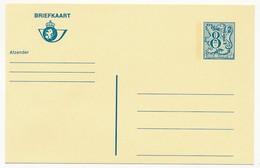 BELGIQUE => Lot De 5 Cartes Postales (entiers 8F Lion) + 5 Cartes Lettres Id - Neufs/Neuves - Stamped Stationery