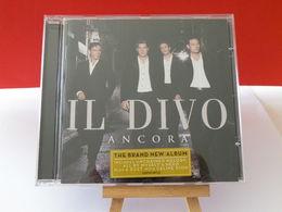 Il Divo Ancora  2005 - (Titres Sur Photos) - CD - Musique & Instruments