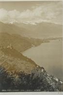 Porto Di Ronco Ascona Locarno 3829 1946 Amman Editore Fotografo - TI Ticino