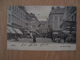 CP NAMUR BELGIQUE LA RUE DE L'ANGE - Namur