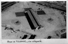(109)  CPA  Base De Tourane  La Chapelle  (bon état) - Viêt-Nam