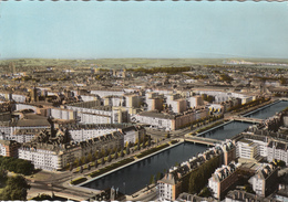 CAEN : Vue Aérienne N°35 Années 50-60 - Caen