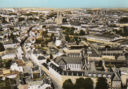 CAEN : Vue Aérienne N°38 Années 50-60 - Caen