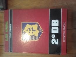 HEIMDAL ALBUM MEMORIAL 2°DB ALAIM EYMAR 1990 - Livres