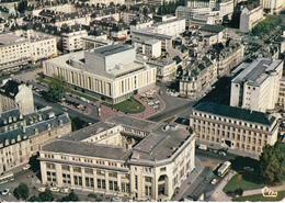 CAEN : Vue Aérienne N°41 Années 50-60 - Caen