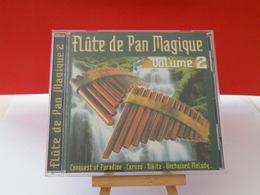 Flûte De Pan Magique - (Titres Sur Photos) - CD 15 Titres - Musiques Du Monde