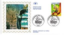 Bande Dessinee FDC Asterix - Bandes Dessinées