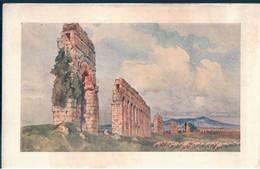 POSTAL ROMA - ACQUEDOTTO DI CLAUDIO - E V R - Roma (Rome)