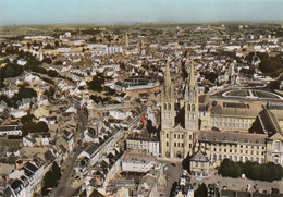 CAEN : Vue Aérienne N°46 Années 50-60 - Caen