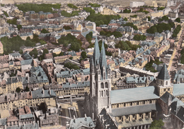 CAEN : Vue Aérienne N°47 Années 50-60 - Caen