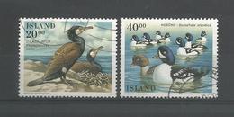 Iceland 1996 Birds Y.T. 793/794 (0) - 1944-... Republique